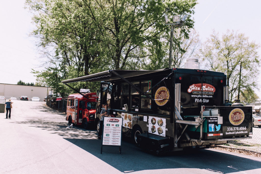 Food Trucks: Craftsboro 2018